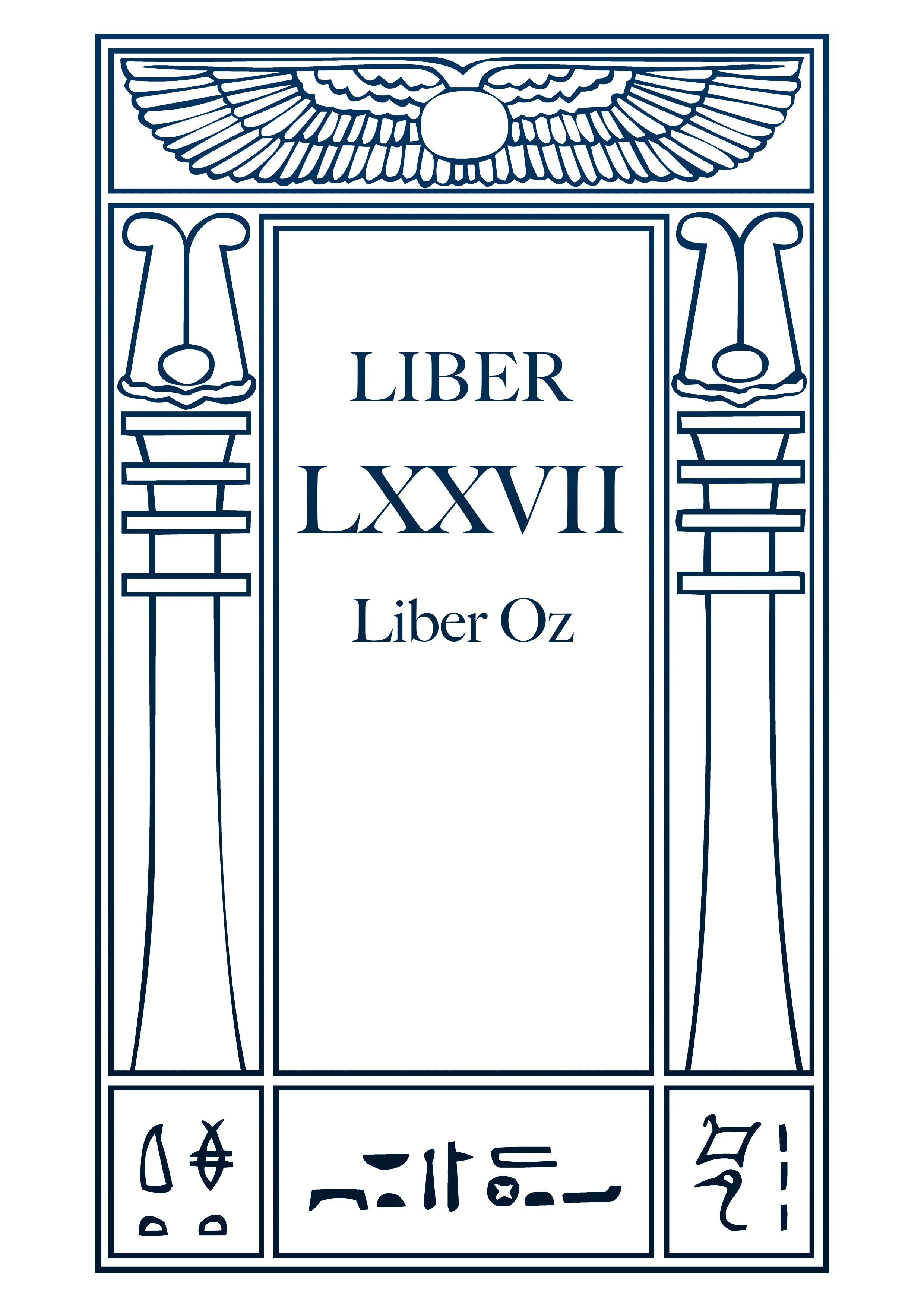 Liber LXXVII